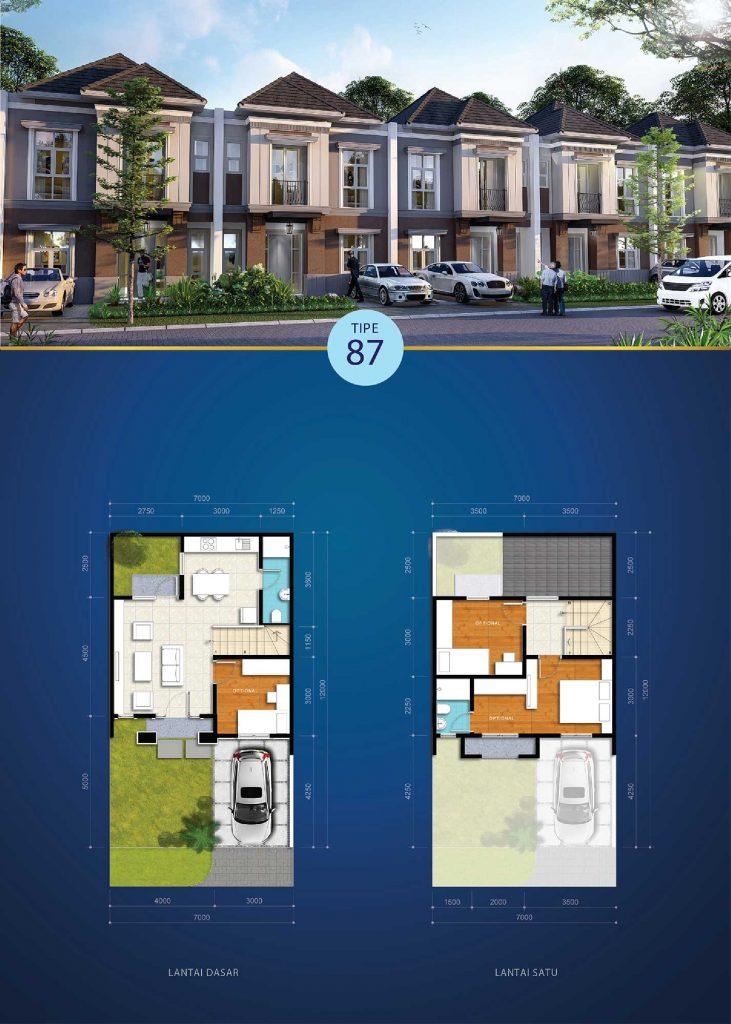 layout Visana 87