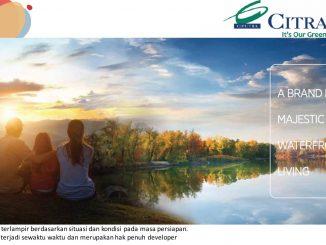 Citra Raya Tangerang Cluster Carona park