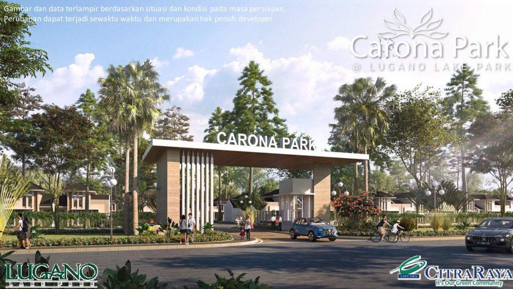 Gerbang Carona park