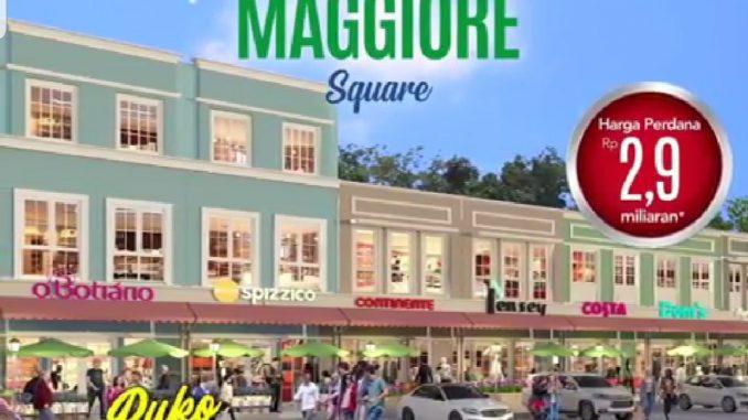 Ruko Maggiore square