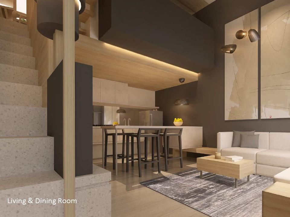 living room Imajihaus