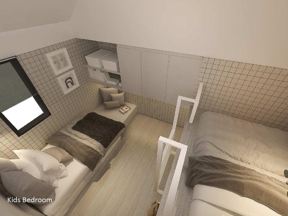 kamar anak Imajihaus