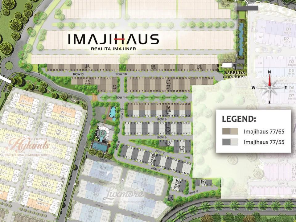 Siteplan Imajihaus