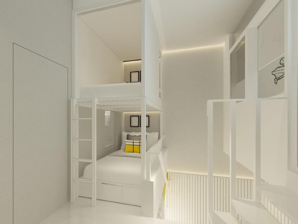 kamar anak tabebuya