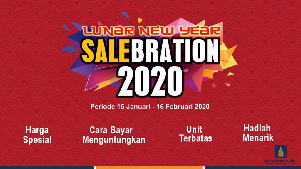 salebration 2020 paramount