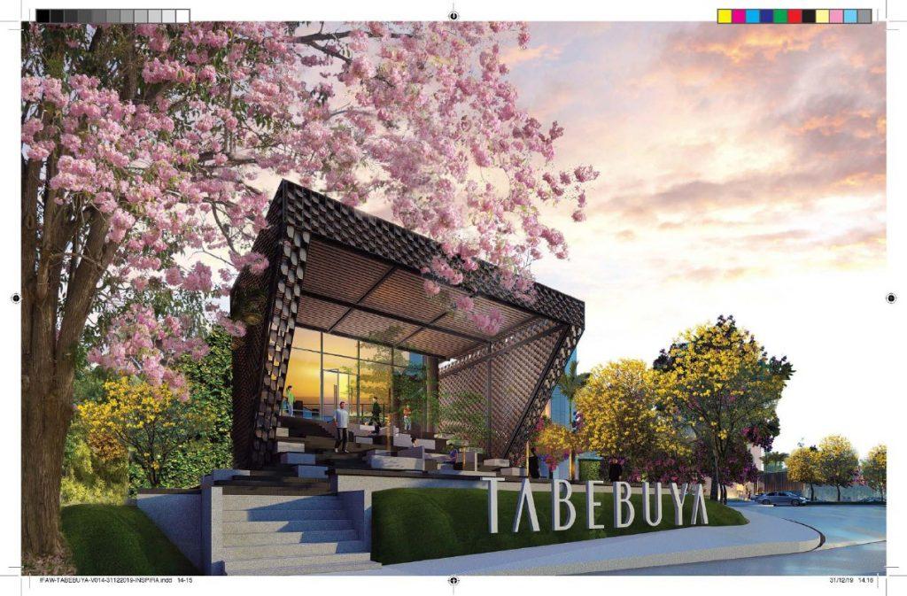 Tabebuya BSD Cafe