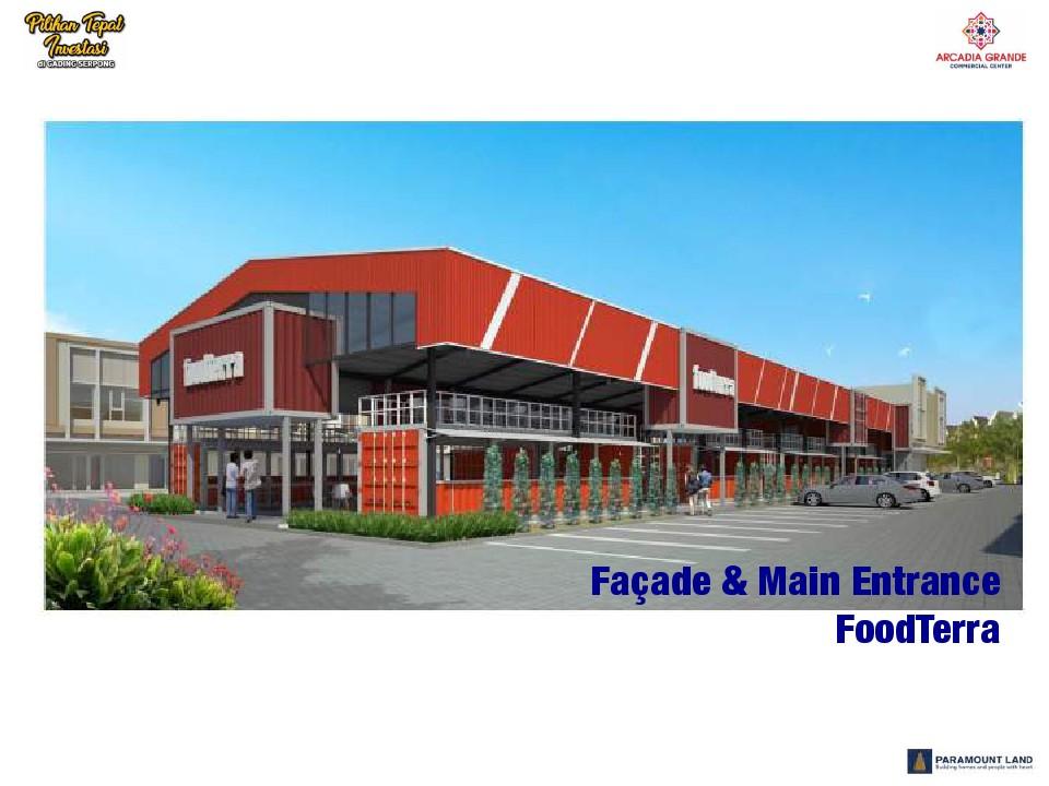 foodterra Arcadia Grande