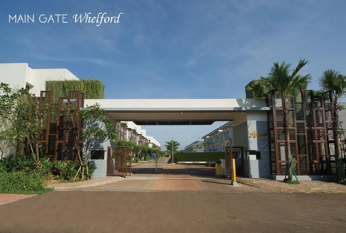 gerbang Whelford BSD