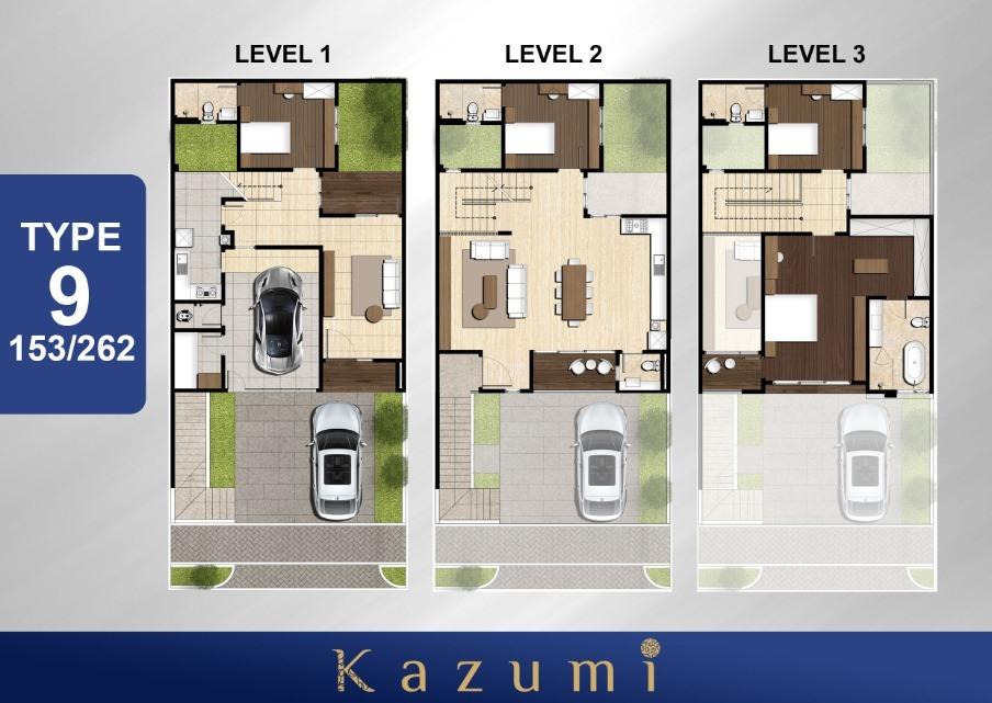 Layout Kazumi 9x17