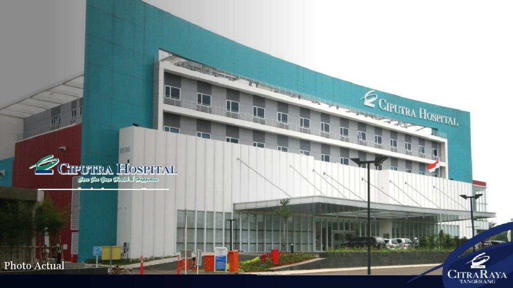 Ciputra Hospital Citra Raya