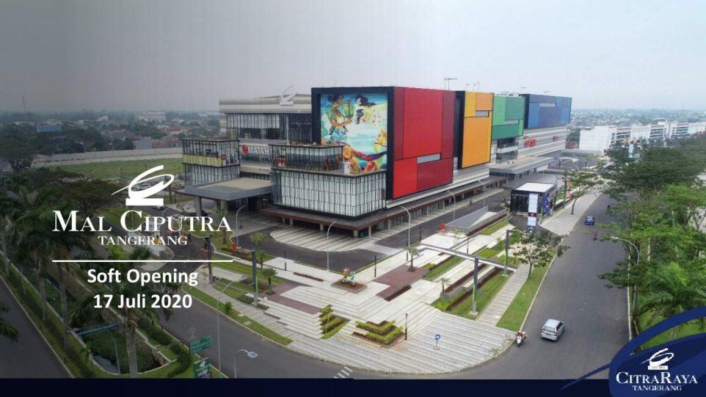 Mall Ciputra CItra raya Tangerang