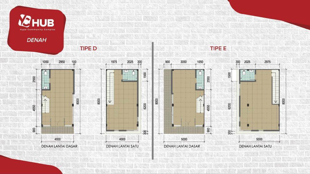 layout Ruko YC Hub
