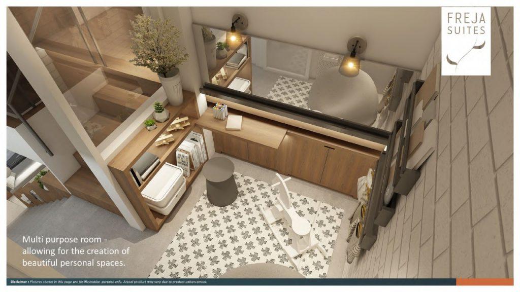 Multifunction room freja suites
