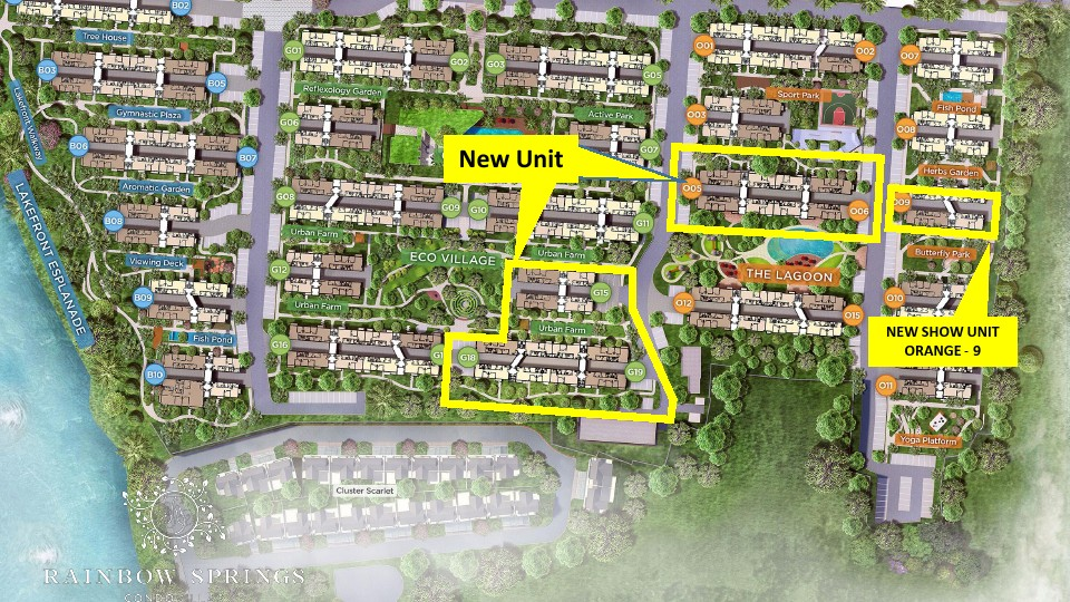 new units rainbow springs