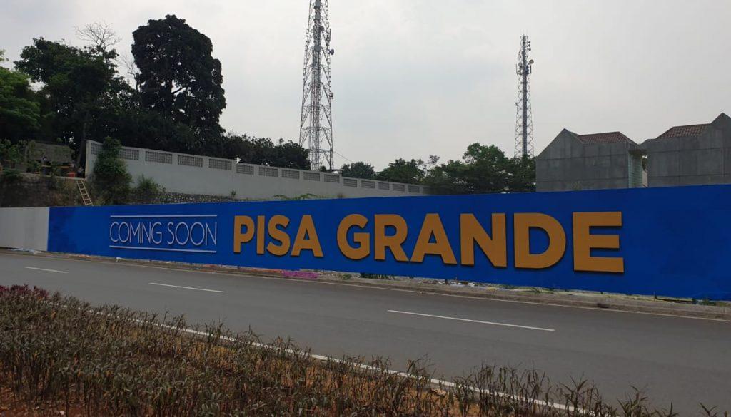 teaser Ruko Pisa Grande