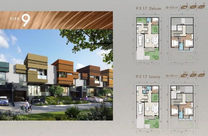 layout mozart Lebar 9