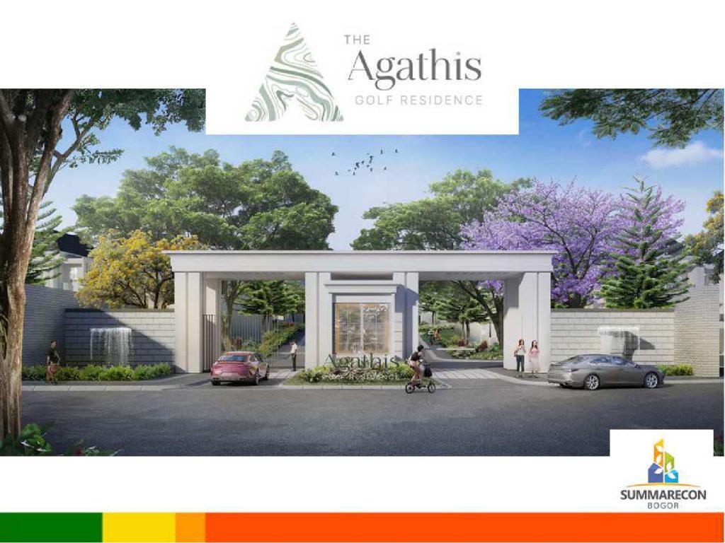 gate agathis golf residence