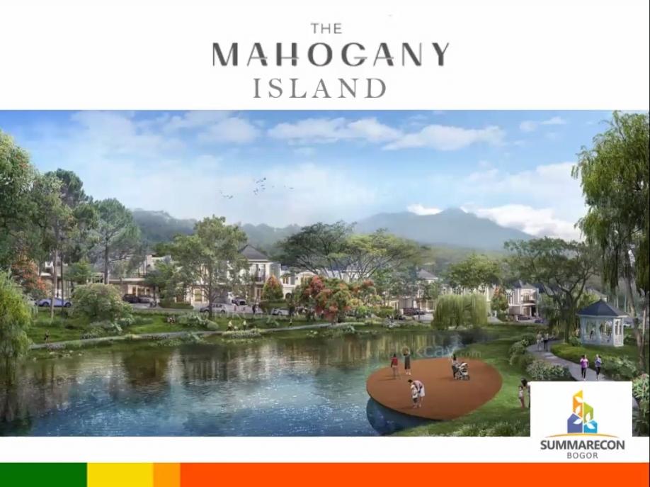 mahogany island summarecon bogor