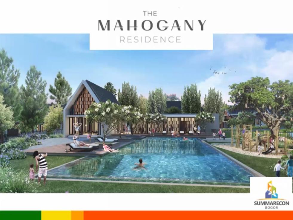 Mahogany summarecon Bogor