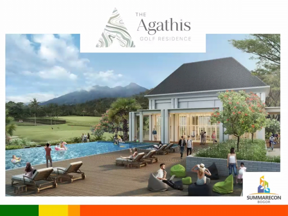 The Agathis Golf residence