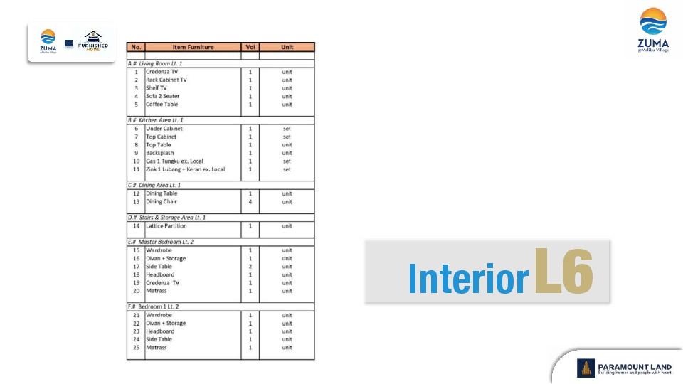 list furniture zuma lebar 6