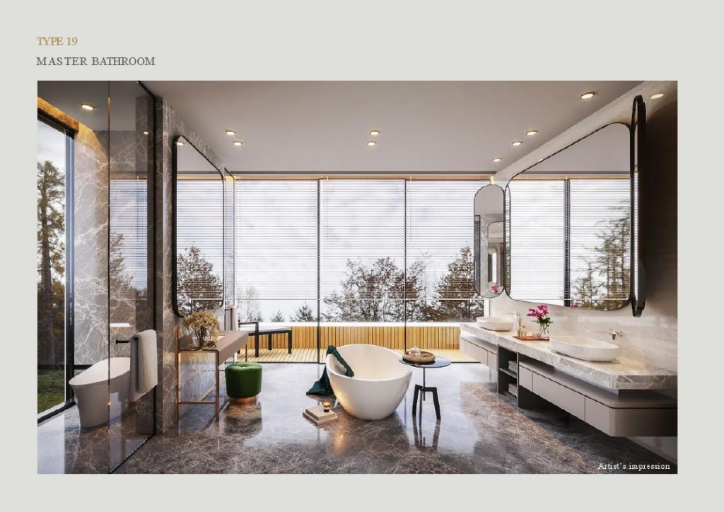 master bathroom lyndon T19