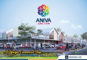 teaser ruko aniva junction