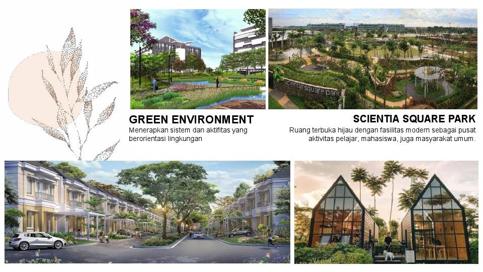 fasilitas scientia garden