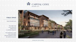 capital cove bsd city
